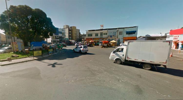 Passageiros têm que descer no Largo do Tamarineiro para pegar ônibus - Foto: Reprodução | Google Maps