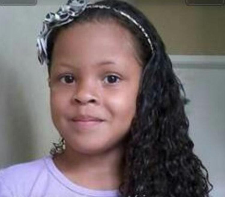 Gabrielly Gomes desapareceu quando brincava na porta de casa - Foto: Reprodução | Facebook