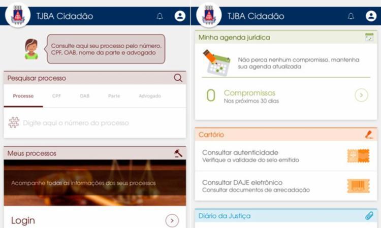 App está disponível para Android e iOS - Foto: Divulgação