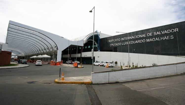 Terminal aéreo baiano vem enfrentando problemas estruturais há vários anos - Foto: Edilson Lima | Ag. A TARDE