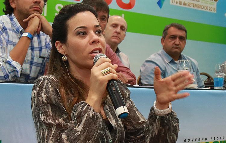 Quitéria afirma que sofreu preconceito por ter sido a 1ª mulher a presidir a UPB - Foto: Joá Souza l Ag. A TARDE