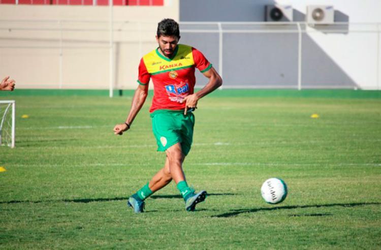 O time realizou o último treino antes da estreia nesta quinta-feira, 26 - Foto: Look - Assessoria de Comunicação | Juazeirense