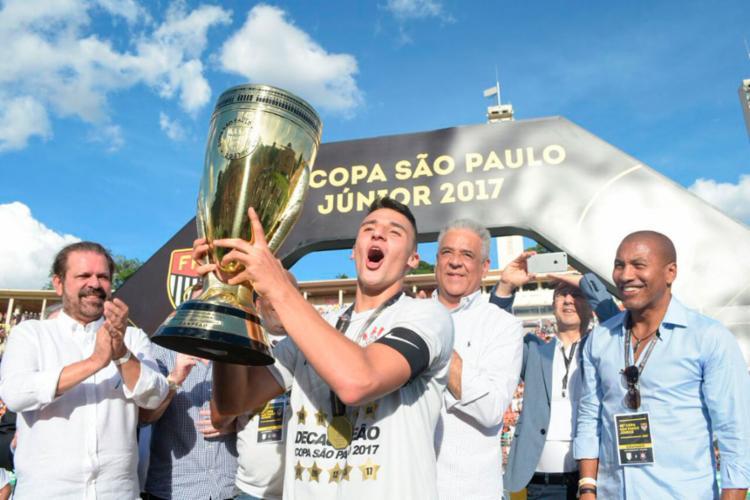 Corinthians chegou ao seu 10º título da Copa São Paulo - Foto: Rodrigo Corsi   FPF