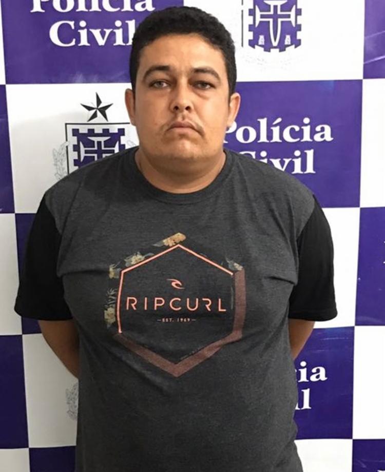 Diego é apontado como o líder da quadrilha - Foto: Divulgação | Polícia Civil
