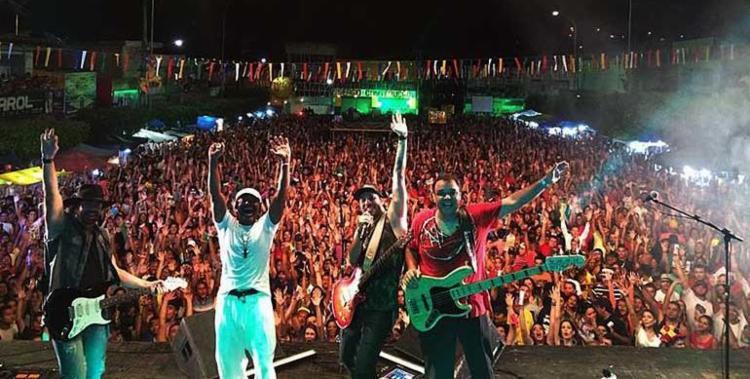 Banda se apresenta pela 1ª vez no Parque da Cidade - Foto: Reprodução   Facebook