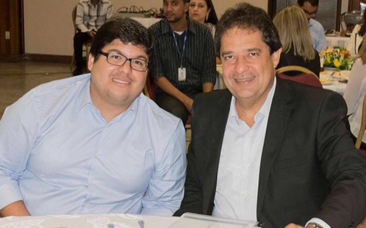 A informação foi divulgada pelo superintendente da Bahiatursa, Diogo Medrado (E) - Foto: Rosilda Cruz l Bahiatursa