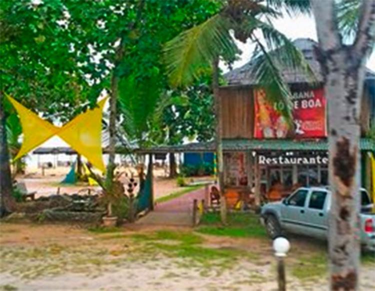 MPF diz que barraca foi construída em local proibido - Foto: Divulgação