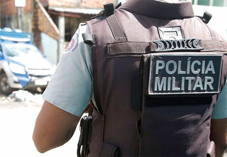 Crimes contra policiais vêm crescendo no estado em 2017 - Foto: Ag. A TARDE
