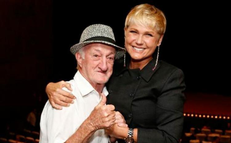 Russo foi assistente de palco de Xuxa - Foto: Reprodução