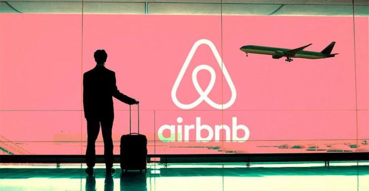 Airbnb é um aplicativo para compartilhamento de hospedagem - Foto: Divulgação