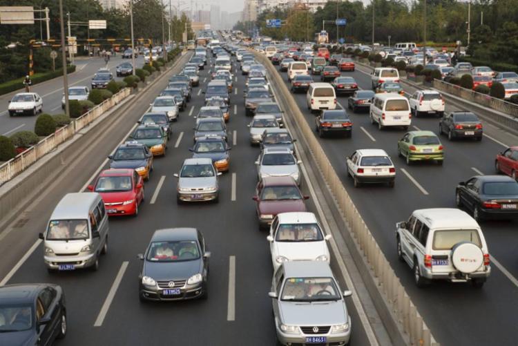 A China é o maior mercado de automóveis do mundo - Foto: Divulgação