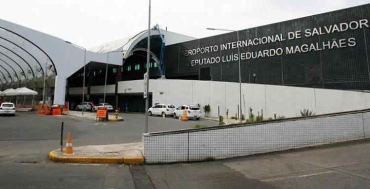 Mulher trazia drogas de Porto Velho para Salvador - Foto: Aeroporto de Salvador