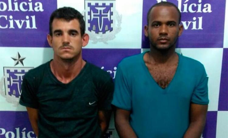 Dois homens foram presos e um morreu em confronto com a polícia - Foto: Divulgação