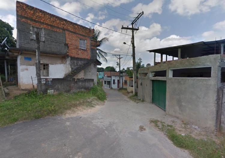 Crime aconteceu na 2ª travessa da Liberdade, por volta das 22h - Foto: Reprodução   Google Maps