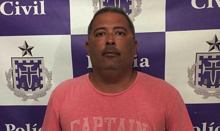Sérgio tem um açougue na Linha Verde - Foto: Ascom | Polícia Civil