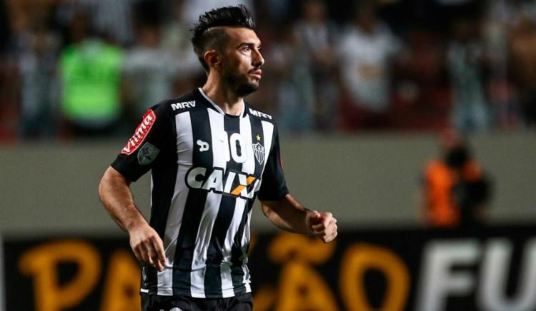 Dátolo chega na quinta e, na sexta, faz exames médicos para assinar - Foto: Bruno Cantini | Atlético-MG