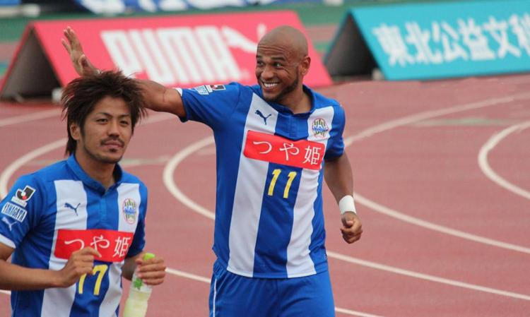 Diego Rosa, da segunda divisão do Japão, pode ser um dos reforços - Foto: Facebook   M. Yamagata