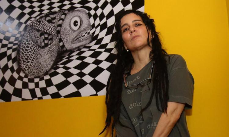Rebeca Matta vai apresentar show e seus trabalhos visuais - Foto: Joá Souza | Ag. A TARDE
