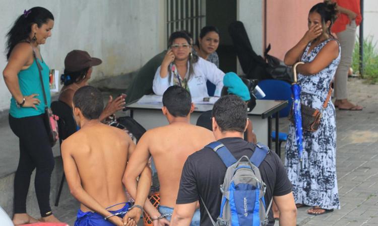 Presos envolvidos foram transferidos para outros presídios - Foto: Marcio Melo | Em Tempo/AM