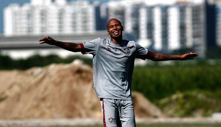 Wellington Silva fez 32 partidas pelo Fluminense em 2016, todas como titular - Foto: Nelson Perez l Fluminense FC