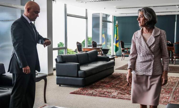 Cármen Lúcia já conversou com o Ministro da Justiça para traçar planejamento - Foto: José Cruz | Agência Brasil