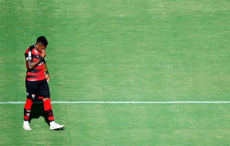 Marinho foi essencial na permanência do Leão na Série A em 2016 - Foto: Raul Spinassé | Ag. A TARDE
