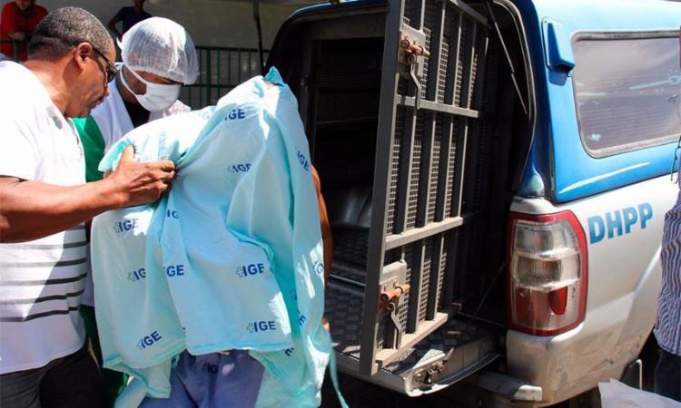Naílton é apontado como coautor de morte de Marcelo Tosta - Foto: Alberto Maraux   Divulgação   Polícia Civil
