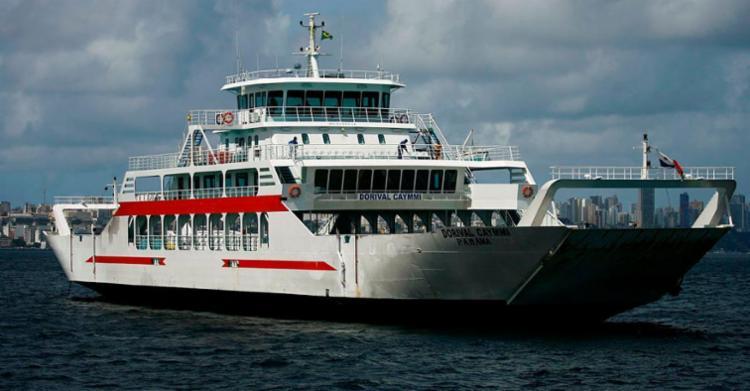 Novo ferry deve ter a mesma estrutura do Dorival Caymmi ou do Zumbi dos Palmares - Foto: Joá Souza | Ag. A TARDE