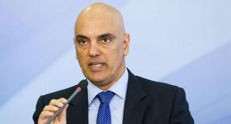 O ministro da Justiça e Cidadania, Alexandre de Moraes, autorizou ajuda - Foto: Marcelo Camargo | Agência Brasil