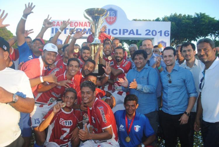 O time do Itaberaba foi campeão inédito da competição - Foto: Geovan Santos | Ligeirinho no Esporte | FBF