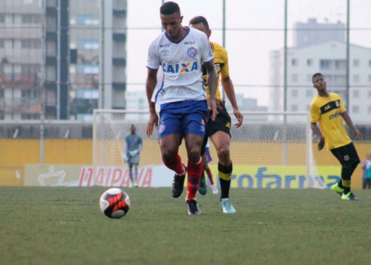 O Bahia terminou como líder do Grupo 22 - Foto: Maurícia da Mata   EC Bahia