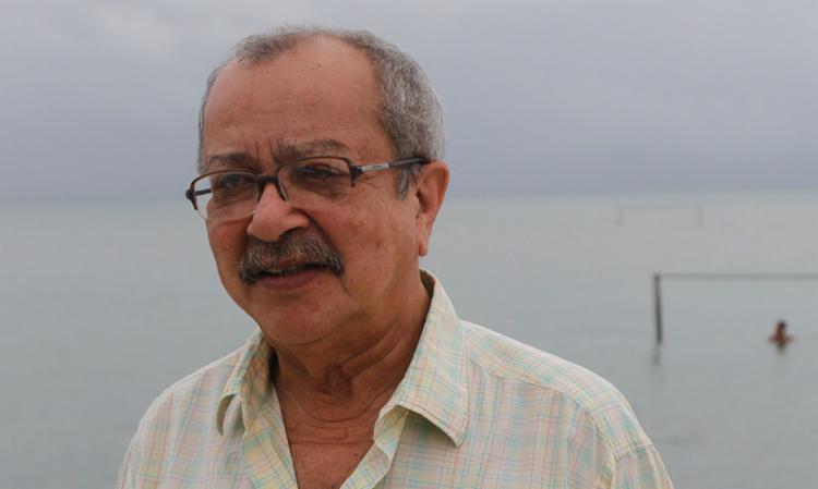 João Ubaldo vai ser lembrado pelo sobrinho, que escreveu a obra - Foto: Lúcio Távora | Ag. A TARDE