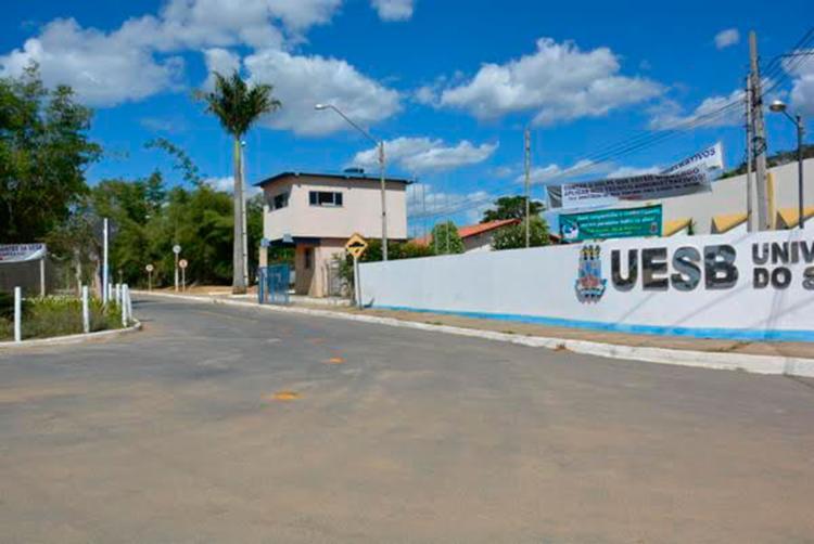 O campus foi desocupado nesta segunda - Foto: Blog do Anderson | Divulgação