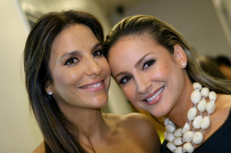 Ivete e Claudia Leitte vão cantar com o Harmonia do Samba - Foto: Divulgação
