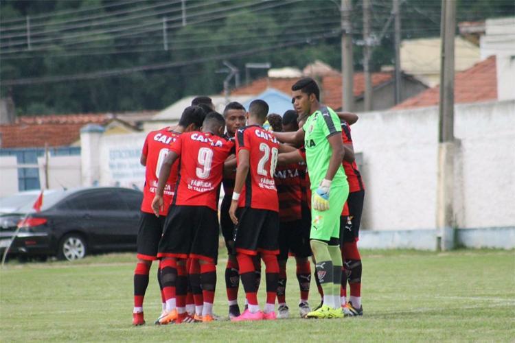 O Leãozinho avançou à segunda fase ao se classificar como o primeiro colocado do Grupo 12 - Foto: Maurícia da Matta l EC Vitória