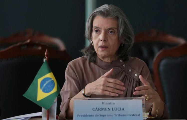 Cármen Lúcia não pautou novamente julgamento sobre o cumprimento de pena após condenação em segunda instância - Foto: José Cruz l Agência Brasil
