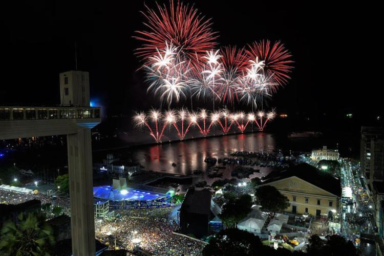 Contratação das bandas que animaram festejos será alvo de investigação do Ministério Público - Foto: Max Haack | Secom | Divulgação