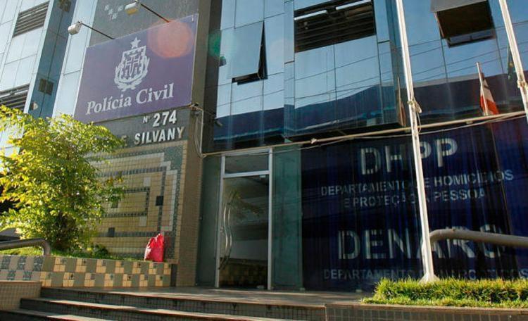 DHPP vai investigar a autoria a motivação do duplo homicídio - Foto: Joá Souza | Ag. A TARDE
