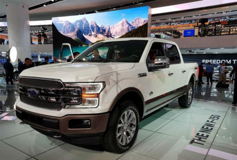SUV's e carrões fazem a festa nos EUA