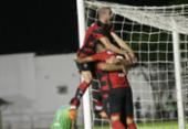 Confira imagens de Vitória x Flamengo de Guanambi | Foto: