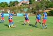 Bahia recusa proposta por Renato Cajá e ele segue na equipe | Foto: