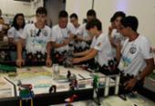 Estudantes disputam torneio de robótica em Salvador | Foto: