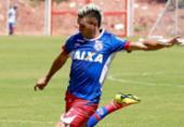 Juninho volta à equipe do Bahia contra a Juazeirense | Foto: