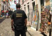 PF deflagra ação contra venda ilegal de moeda estrangeira no Pelourinho | Foto: