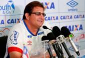 Guto Ferreira diz que Maikon Leite só estreia depois do Carnaval | Foto: