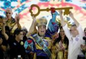 Rei Momo recebe as chaves da cidade e dá início ao Carnaval de Salvador | Foto: