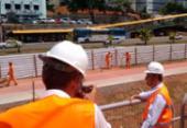 Em teste, trecho Rodoviária-Pituaçu do metrô deve a operar até maio | Foto: