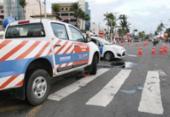 Radar móvel flagra condutores na Centenário | Foto: