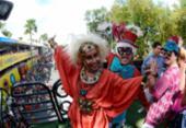 Sarajane homenageia Chacrinha no Carnaval de Salvador | Foto: