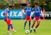 Após adiamento, elenco do Bahia ganha folga | Foto: